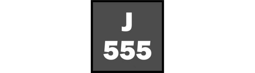 Příhradové stožáry rozteč 555mm čtvercové spojené jekly a trubkami