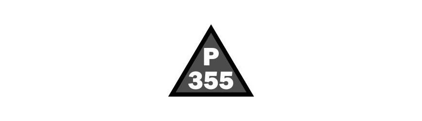 PS 355 rozteč základna trojůhelník