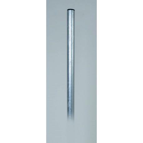 Stožár jednodílný 3m (p.6cm)3mm síla - žárový zinek
