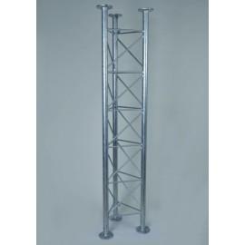 Příhradový stožár, délka 2m, stojny pr.48mm