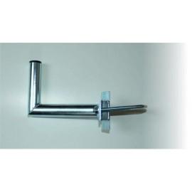Držák 20/15cm mini s vinklem pro uchycení na stožár