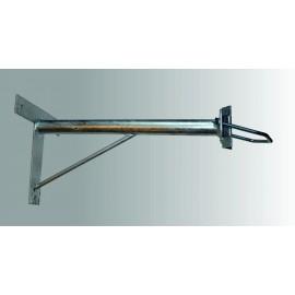 Držák stožáru s odsazením 600mm do průměru 89mm
