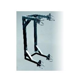 Držák příhradového stožáru boční dvojitý 100cm délka