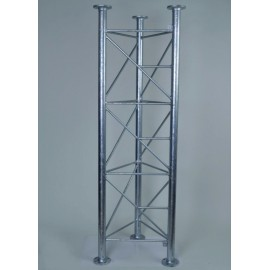 Příhradový stožár PROFI, délka 2m, stojny pr.60/3,2mm