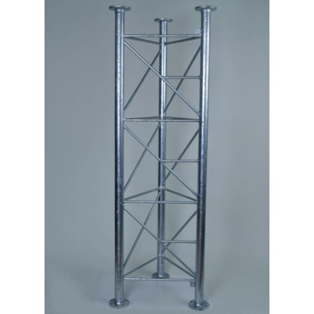 AKCE - Příhradový stožár PROFI, délka 2m, stojny pr.60/3,2mm