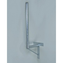 Držák antény 30/100cm se vzpěrou - žárový zinek
