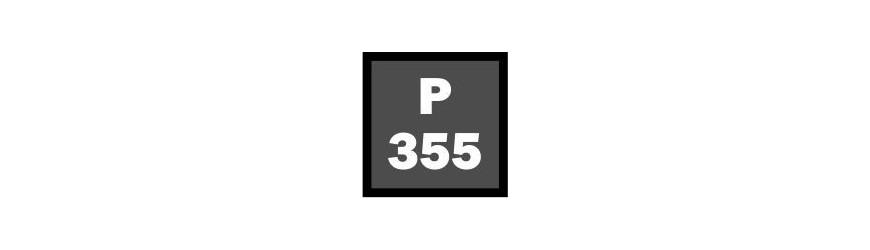PS 355 rozteč základna čtverec