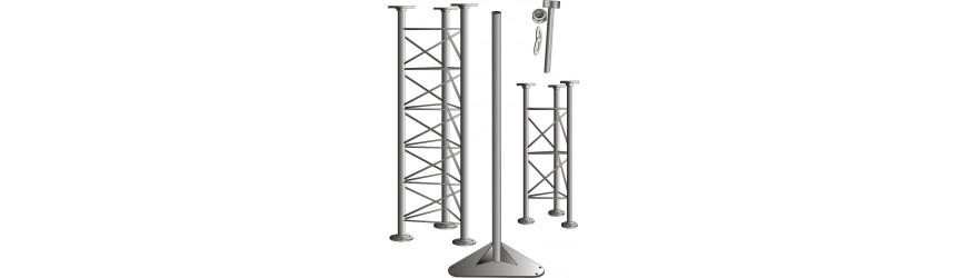 Výhodná BUNDLE stožárů a držáků