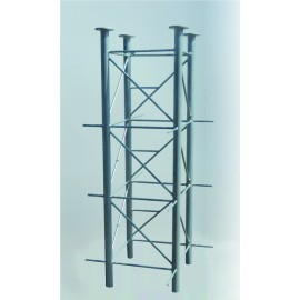 Základna pro příhradové stožáry čtyřboké PROFI 2m