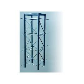 Základna pro příhradové stožáry čtyřboké PROFI+ 2m stojna 5mm