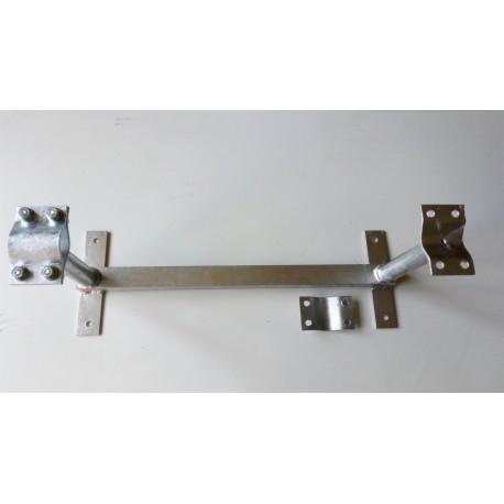 Držák stožáru PROFI dvojitý do 60mm
