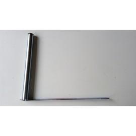 Držák antény střešní pod tašku 40cm výška ohýbací