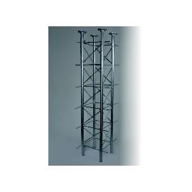 Základna pro příhradové stožáry čtyřboké silnostěnná - 2m