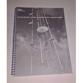 Katalog držáků antén, stožárů 2018