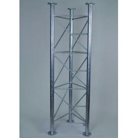 Příhradový stožár PROFI, délka 2m, stojny pr.60/5mm