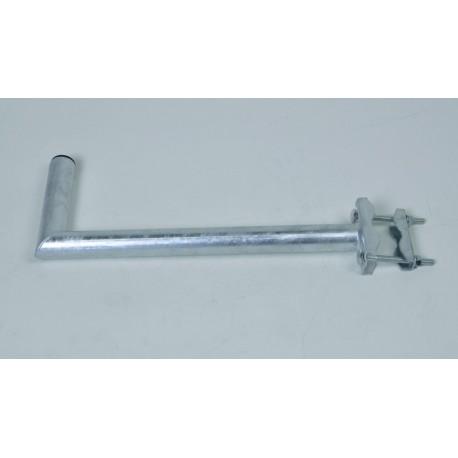 Držák balkónový 50 cm - žárový zinek