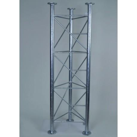 Akce - Příhradový stožár PROFI, délka 2m, stojny pr.60mm