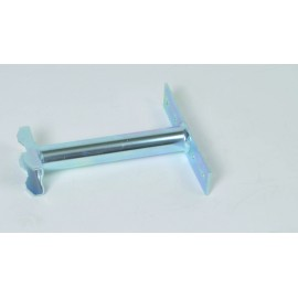 Držák stožáru odsazení 250 mm pro 76mm
