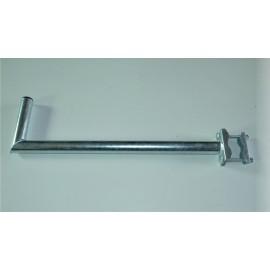 Držák balkónový 70cm - žárový zinek